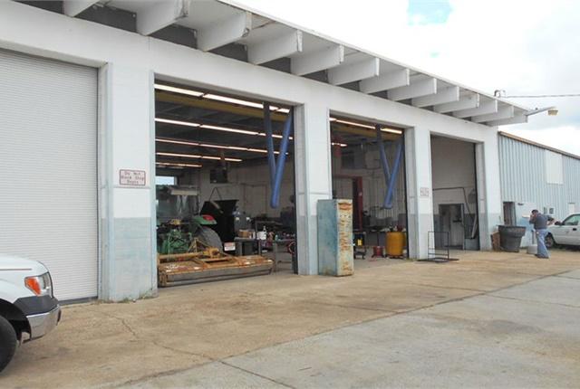 The City of Albany will replacing three of its maintenance facilities. Photo courtesy of City of Albany