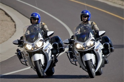 Arizona State Troopers Choose Kawasaki For Highway Patrol News Government Fleet