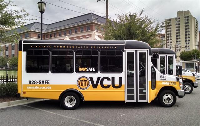 Photo courtesy of VCU Parking and Transportation.