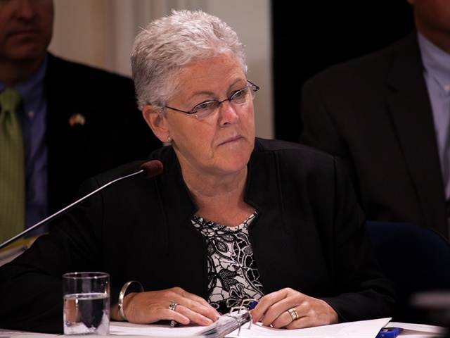 Photo of EPA Administrator Gina McCarthy via Chesapeake Bay Program/Flickr.