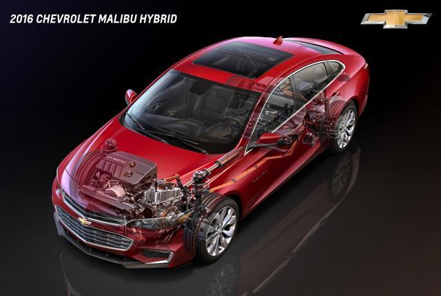 Photo courtesy of Chevrolet.