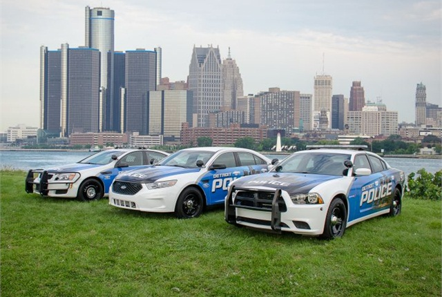 Photo courtesy of Detroit PD.