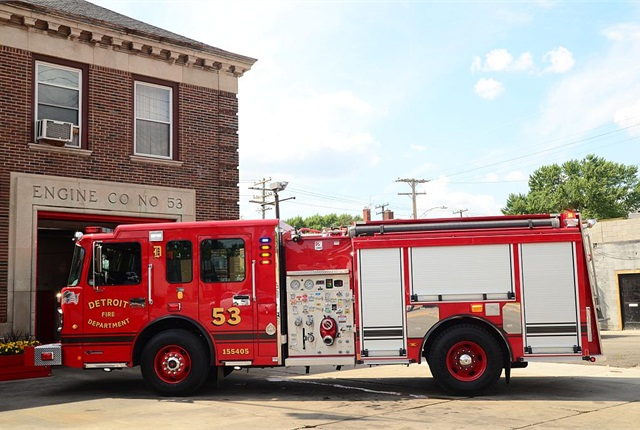 Detroit Invests Nearly $22M in Fire Fleet - Top News - Procurement ...