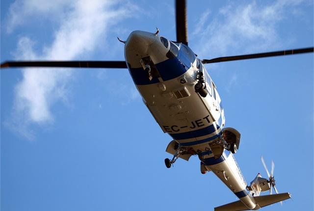 Photo of a Sikorsky S76 via Flickr/Enrique Pernas