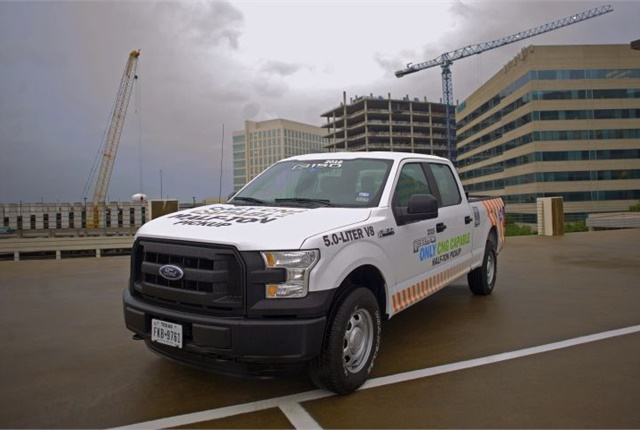 Photo of 2016 F-150 CNG courtesy of Ford.