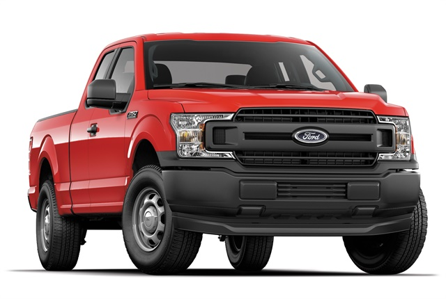 Gallery photo of 2018 f 150 xl courtesy of ford 2018 for Ford f150 motor options