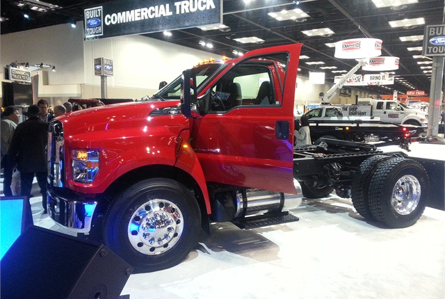 Photo of 2016 F-650 by Chris Brown.