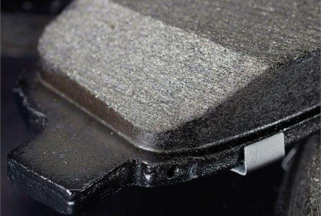 Photo of Motorcraft brake pads courtesy of Ford.