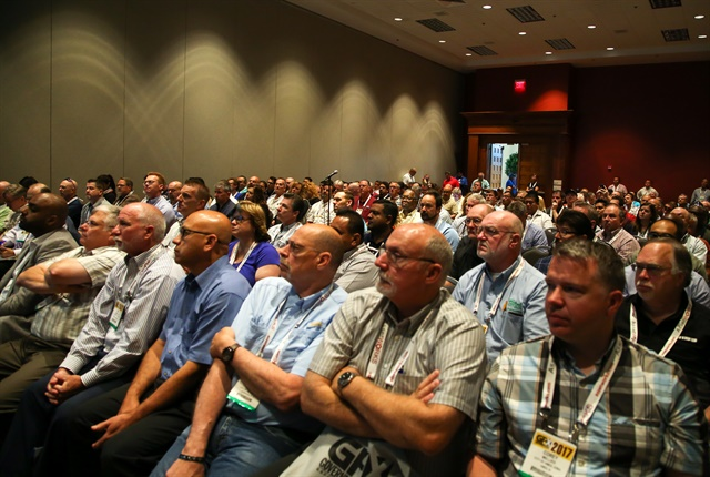The 2018 Government Fleet Expo & Conference includes more than 14 educational sessions for attendees. Photo by Natalia King