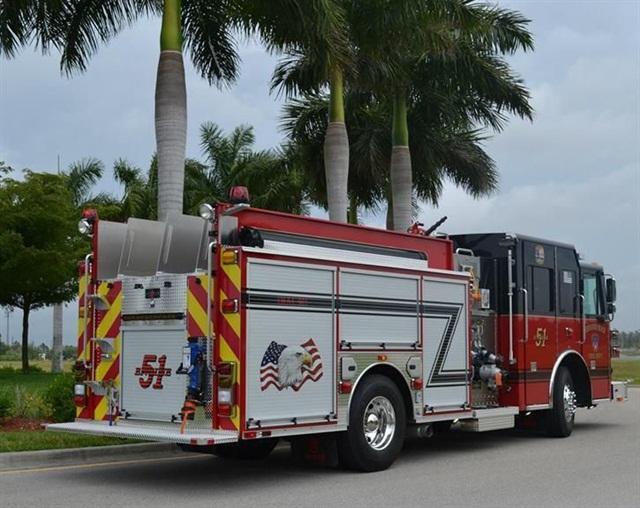 Photo via Facebook/Hernando Beach Volunteer Fire Department.