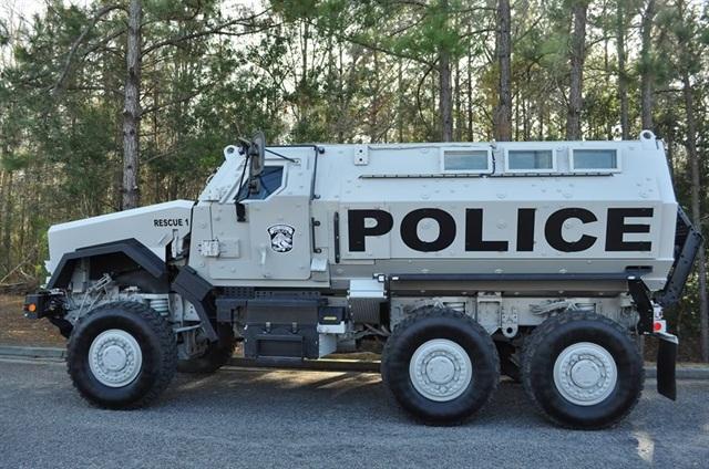 Photo via Facebook/Horry County PD.