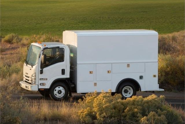 Photo courtesy of Reading Truck Body.