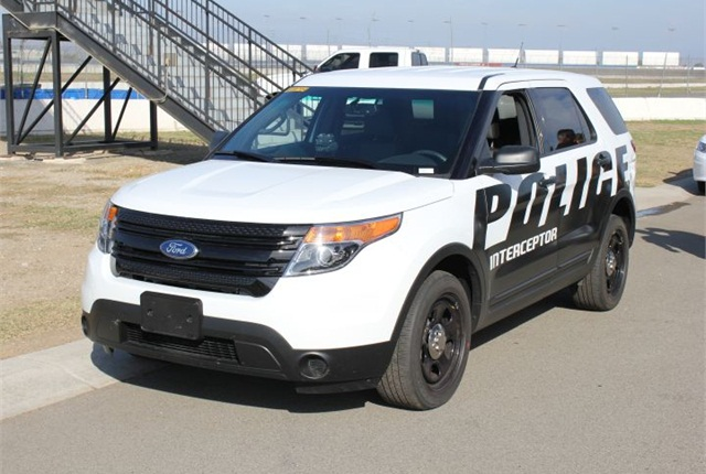 A 2013-MY Ford P.I. Utility was tested in 2012. Photo by Paul Clinton.