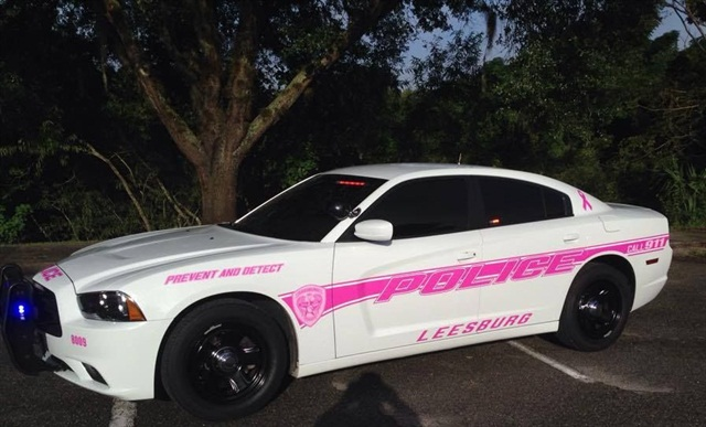 Photo via facebook/Leesburg Police Department