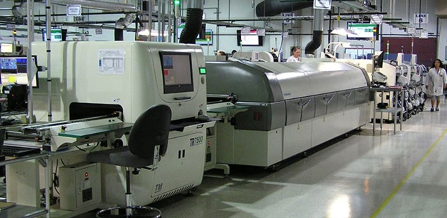 Lytx is investing $50 Million in the Logansport factory. Photo: Lytx