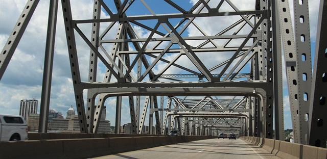 Will the President's budget force real conversation on the state of the nation's roads and bridges? Photo by Deborah Lockridge