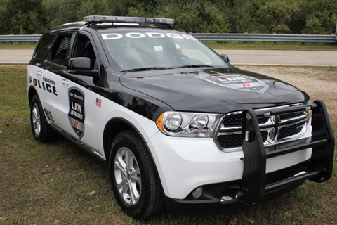 Dodge considers durango ram for police fleets top news law dodge durango crew all wheel drive photo paul clinton sciox Images