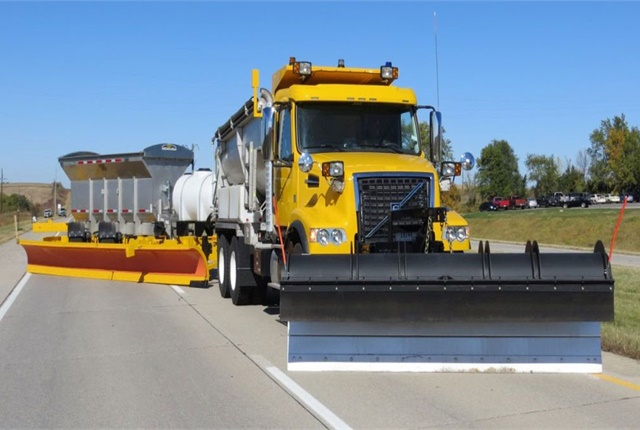 Nebraska To Track All Plow Trucks News Government Fleet