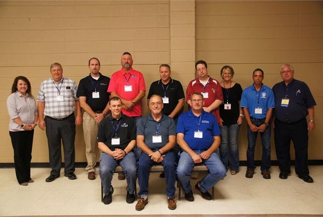 OPFMA board members. Photo courtesy of OFPMA
