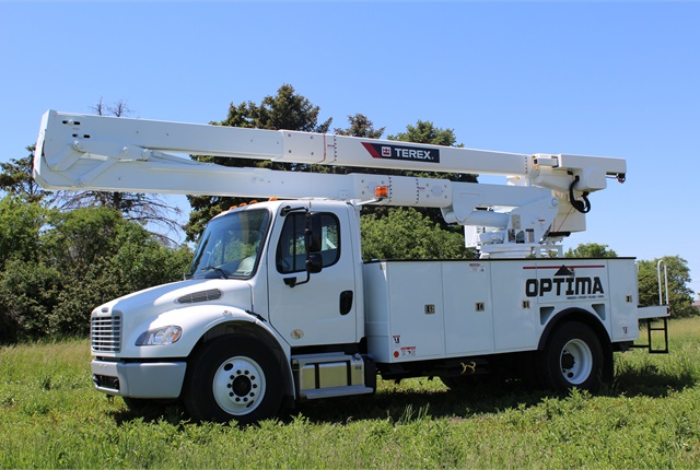 Photo courtesy of Terex Utilities