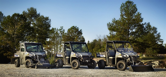 Polaris' BRUTUS commercial utility vehicles consist of the BRUTUS, BRUTUS HD and BRUTUS HDPTO. (Photo: Polaris Industries Inc.)