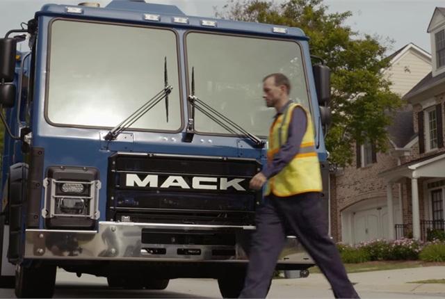 Screen capture courtesy of Mack via YouTube.