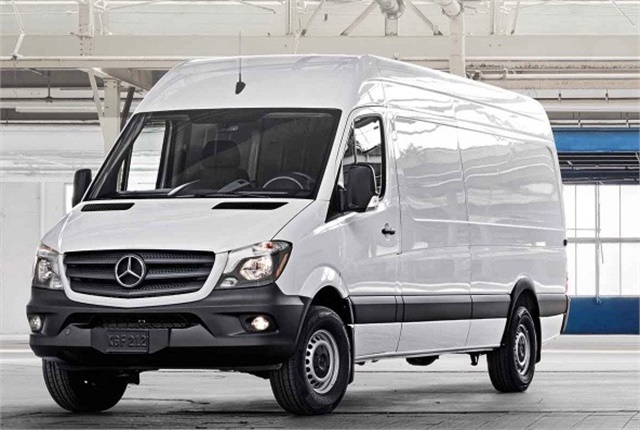 Photo courtesy of Daimler Vans.