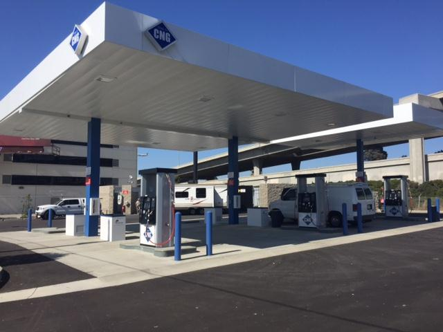 Photo courtesy of Evergreen CNG Systems.