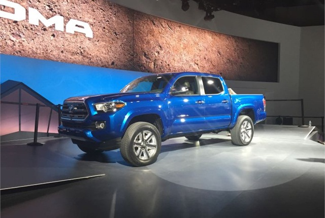 Photo of 2016 Tacoma Limited by Mike Antich.