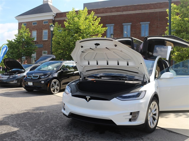 Nearly three dozen National Drive Electric Week events are being held in states that are a part of Midwest EVOLVE. Photo: Clean Fuels Ohio