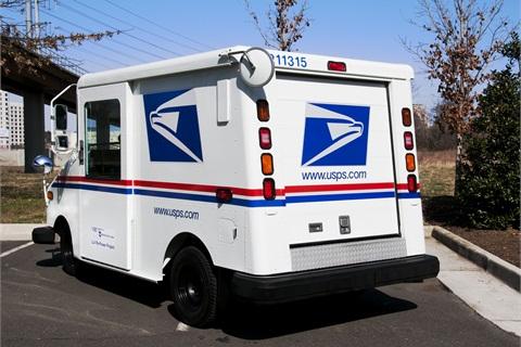 Postal service vehicle auction