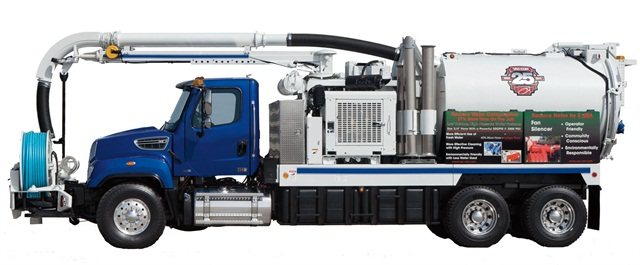 Holden Industries is the parent company of Vac-Con, Inc., which is a  manufacturer and distributor of truck-mounted and skid-mounted vacuum sewer cleaning equipment, hydro-excavation equipment, and related products. Photo courtesy of Holden Industries.