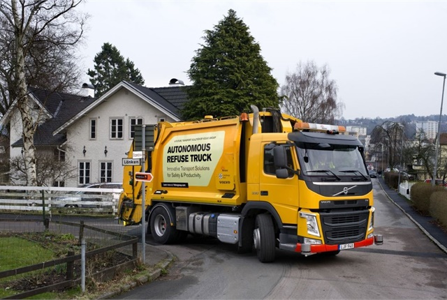 Photo courtesy of Volvo Group