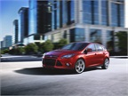 Photo of 2014 Ford Focus courtesy of Ford.