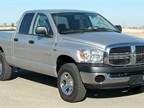 Photo of 2008 Dodge RAM 1500 by NHTSA via Wikimedia Commons.