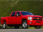Photo of 2014 Chevrolet Silverado HD courtesy of General Motors.