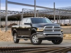 The 2014 Ram 2500 Heavy Duty pickup truck. Photo courtesy Chrysler.