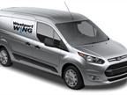 Photo of 2015-MY Ford Transit Connect courtesy of Westport.