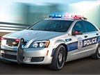 Photo of Chevrolet Caprice PPV courtesy of General Motors.