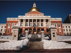 Massachusetts State House. Photo via flickr/erictchin