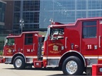 Wisconsin-based Pierce is a major manufacturer of fire and rescue vehicles. Photo courtesy of Pierce Manufacturing.