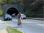 A new law on bicycle passing distance will take effect in September 2014. Photo: AAA Foundation for Traffic Safety.