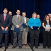 CAFM graduates were recognized during the 2011 NAFA Institute & Expo in April.