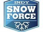 Indy Snow Force's new logo. Photo courtesy City of Indianapolis.