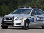 Photo of 2016 Chevrolet Caprice PPV courtesy of GM.