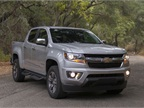 Photo of 2016 Chevrolet Colorado diesel courtesy of GM.