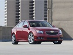 Photo of 2014 Chevrolet Cruze RS courtesy of GM.
