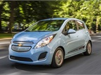 Photo of Chevrolet Spark EV courtesy of GM.