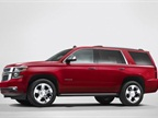 Photo of 2015 Chevrolet Tahoe courtesy of GM.