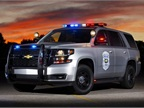Photo of 2015 Chevrolet Tahoe PPV courtesy of GM.